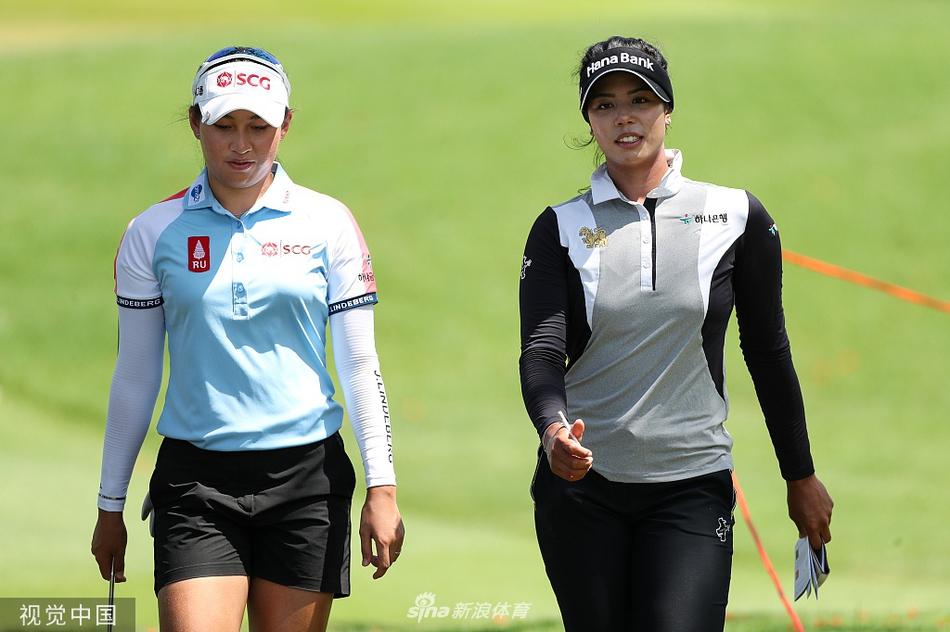 泰国LPGA赛帕蒂半程领跑