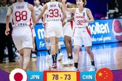 中国女篮不敌日本女篮获亚洲杯亚军 日本女篮实现亚洲杯五连冠