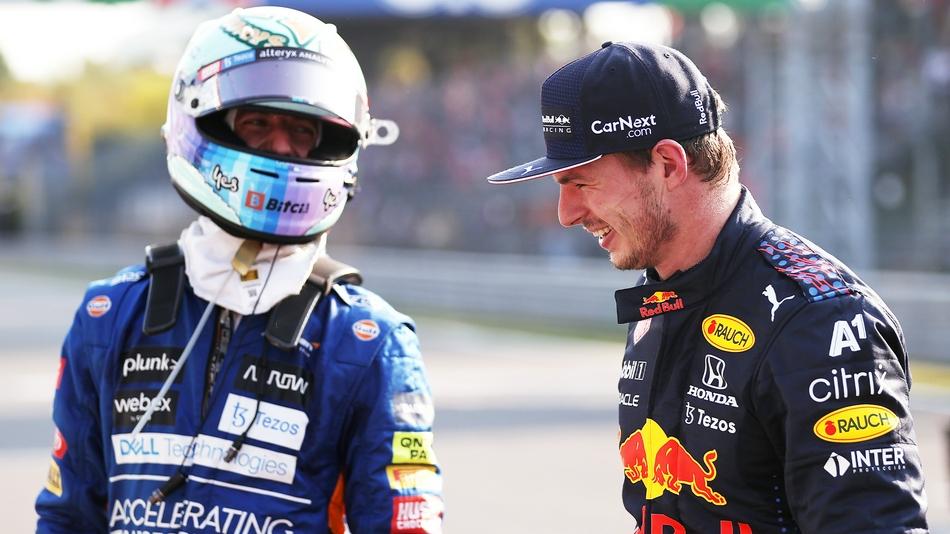 图集-2021年F1意大利站冲刺赛