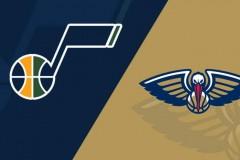 NBA季前赛爵士vs鹈鹕比赛前瞻 锡安继续高挂免战牌