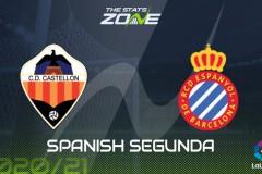 西乙直播前瞻:卡斯特利翁VS西班牙人预测分析 比赛直播