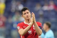 神锋莱万梅开二度难救主 波兰欧洲杯遗憾出局