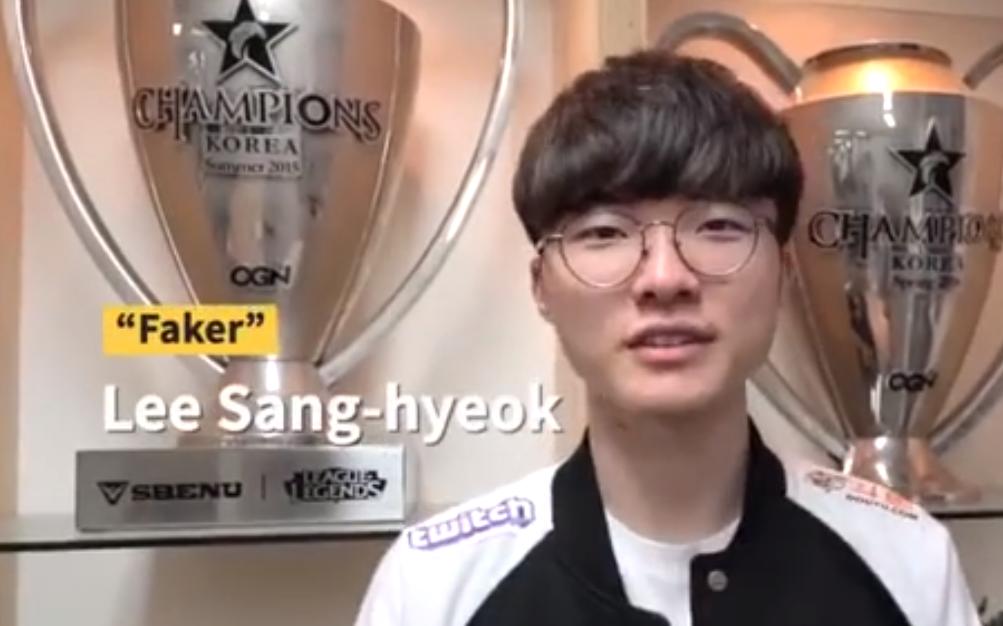 Faker:我真的很想再次赢得世界冠军 我会更加努力的去准备