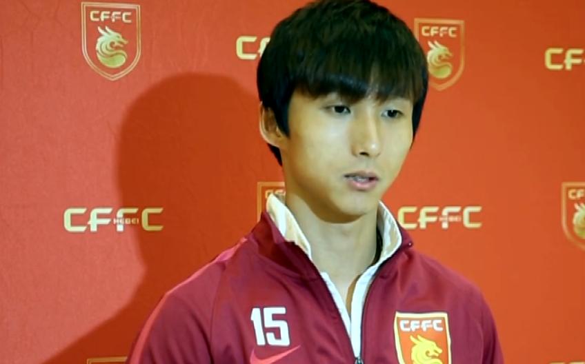 尹鸿伯:国家队的梦想一直存在 我希望进球帮助国家足球队