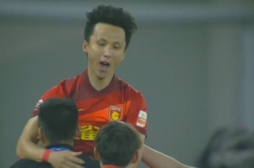 中超联赛-殷洪波龚建丁海峰收场伤退河北1-1武汉