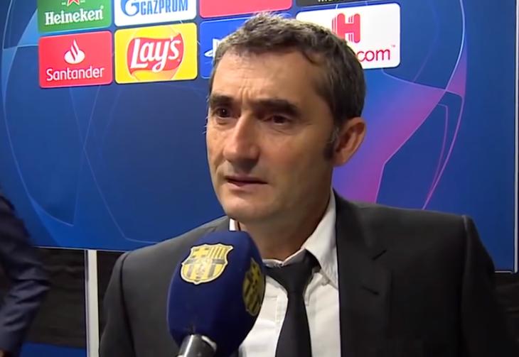 罗马诺:托特纳姆联系前巴塞罗那教练巴尔韦德