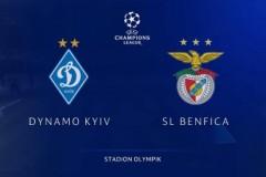 欧冠基辅迪纳摩vs本菲卡前瞻分析:两队实力颇为接近