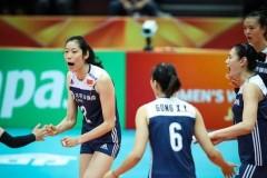 近年来中国女排的表现如何?中国女排在世界锦标赛中的最新排名