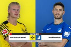 多特蒙德vs霍芬海姆比分赛果 多特蒙德主场全取3分?