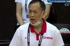 中国女篮主帅许利民谈球队表现:和日本队还存在差距