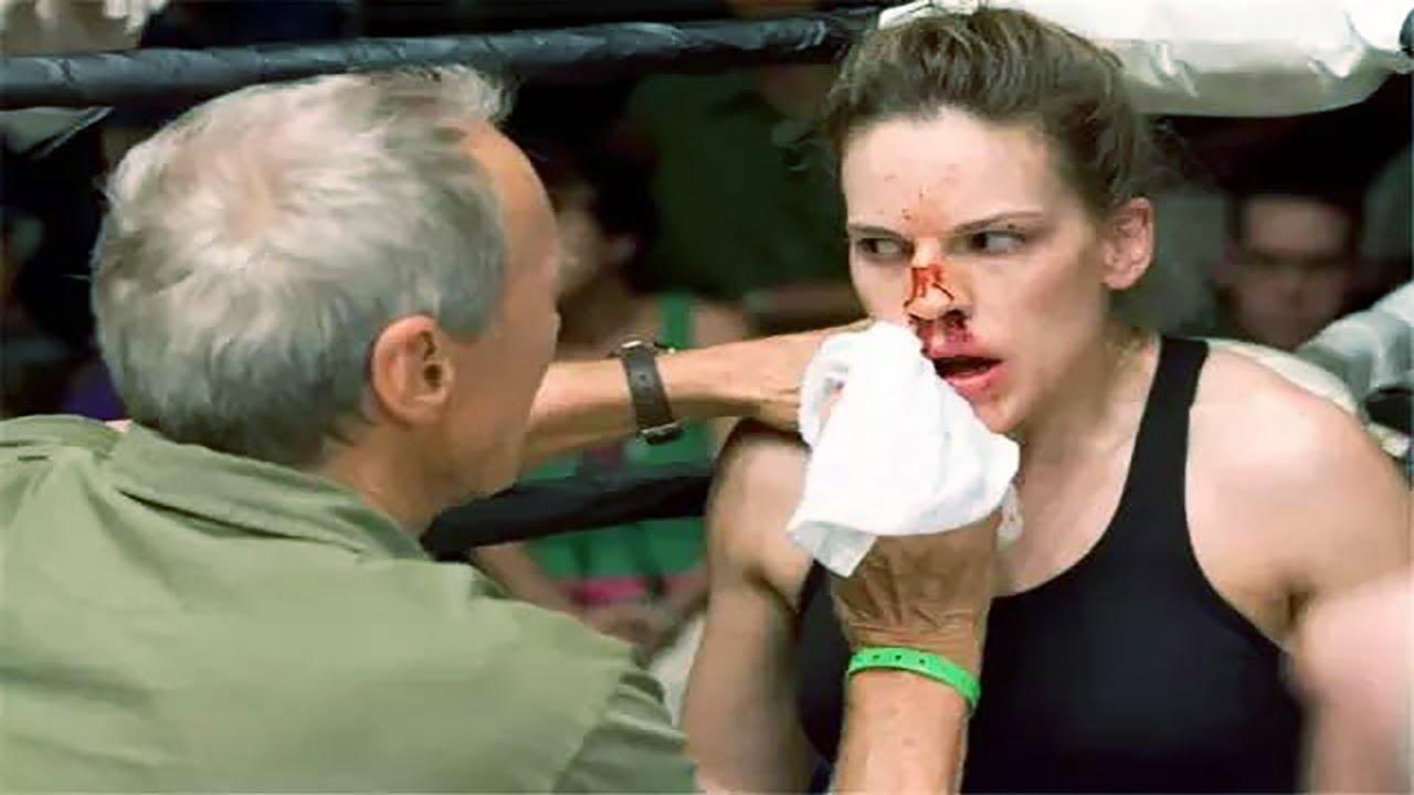 32岁的女人坚持打拳击,被对手打倒不省人事!
