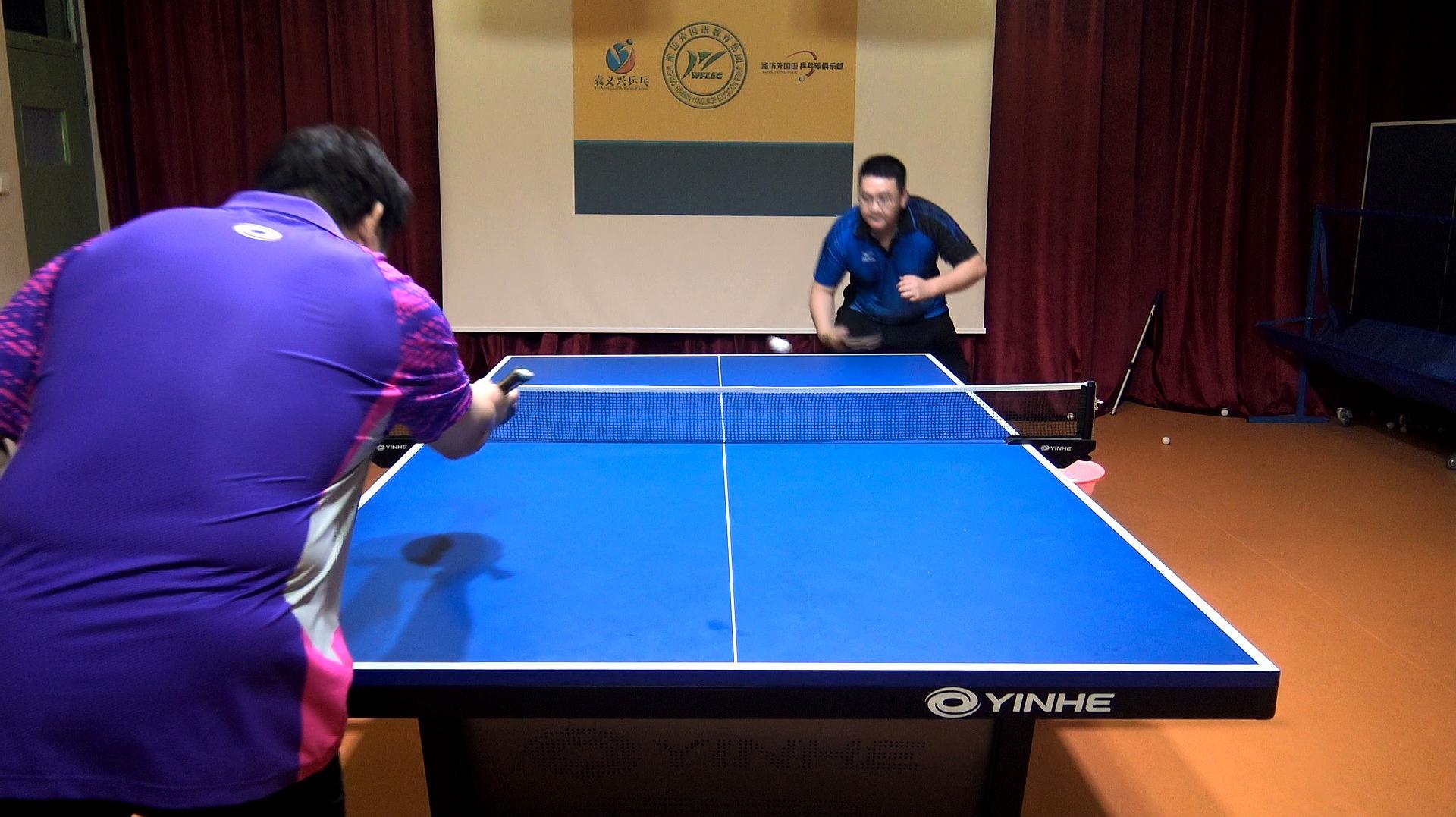 乒乓球下旋球反手进攻有哪些方法?有哪些要注意的事项?