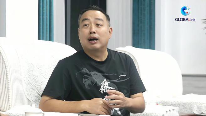 全球连线 把包袱甩出去——专访中国乒协主席刘国梁