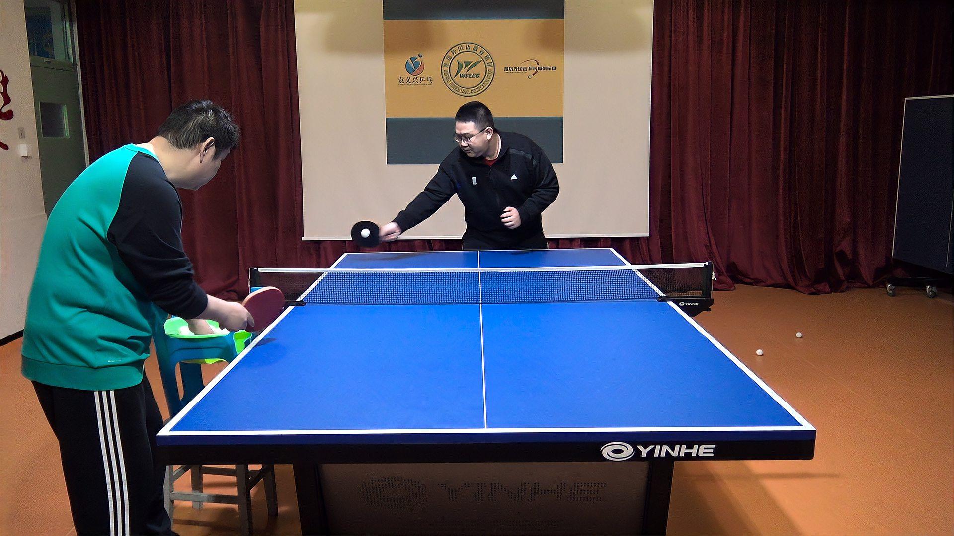 乒乓球业余球友如何获取更多进攻机会?常用实用进攻手段有哪些?