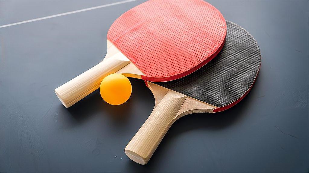 """中国的国球""""乒乓球"""",中国人的身体条件,很适合这一项运动"""