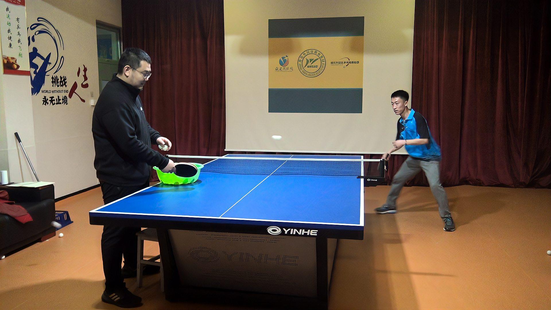 乒乓球在拉球时采用哪种发力方式比较好?要注意什么?