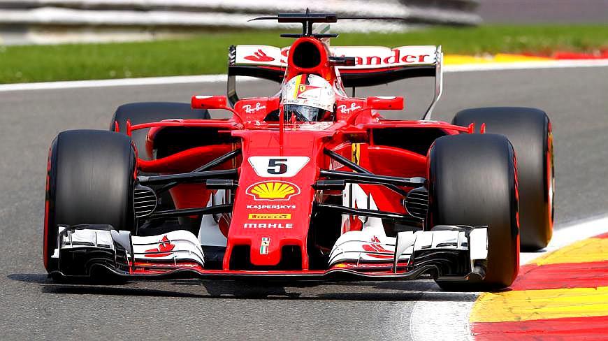 F1赛车的引擎到底有多猛?车重600Kg用900匹驱动怎么会不快?