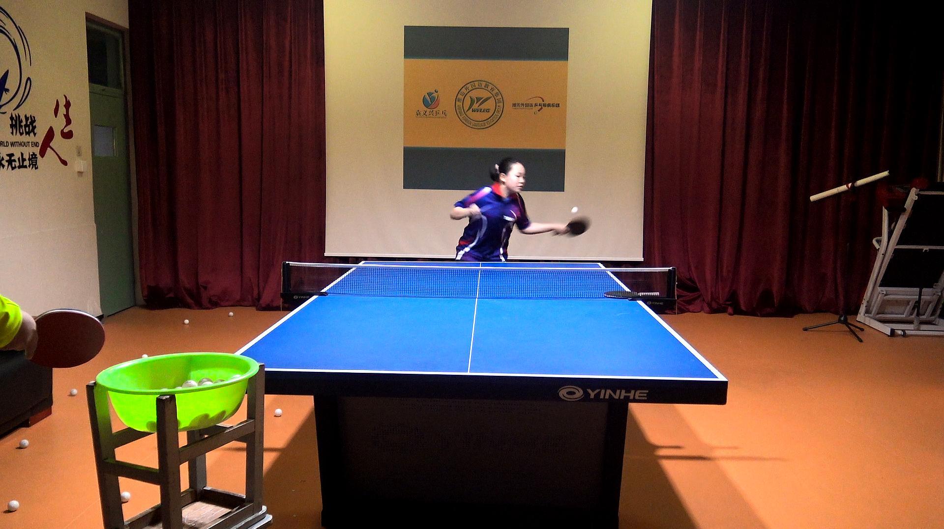 乒乓球比赛中,为什么机会球常会打丢?这样注意节奏成功率大增!