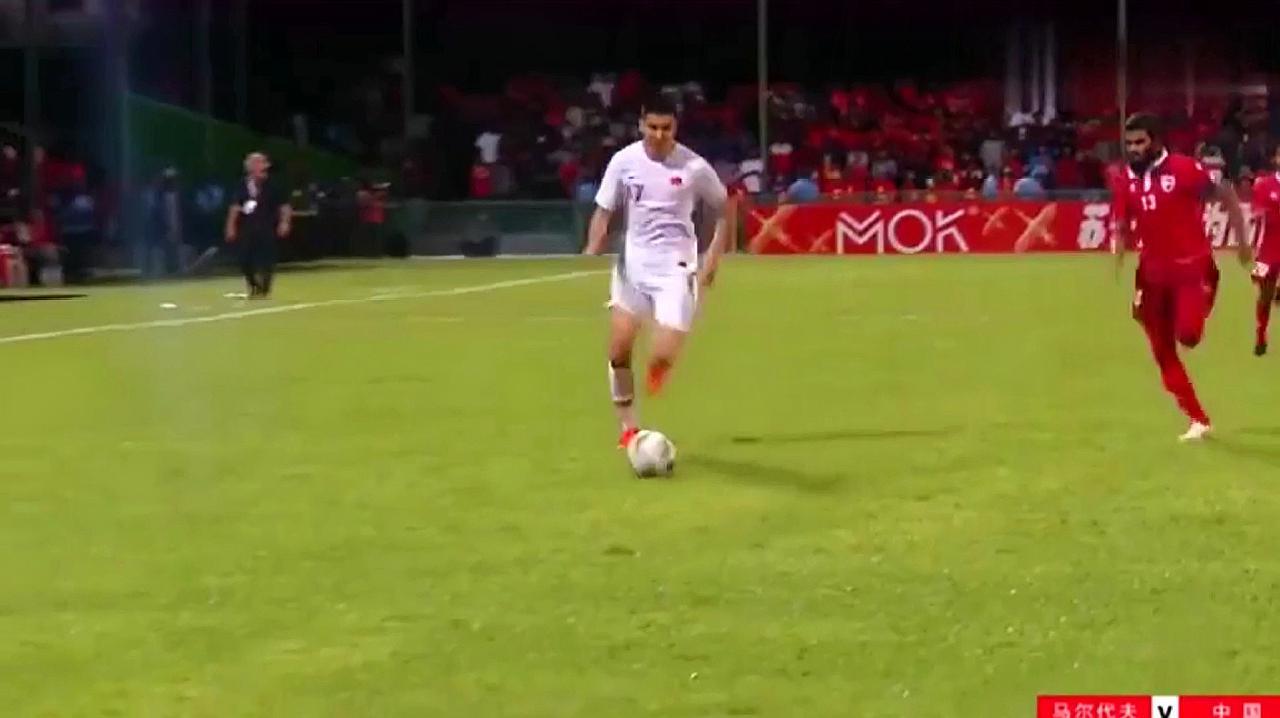 国足vs马尔代夫